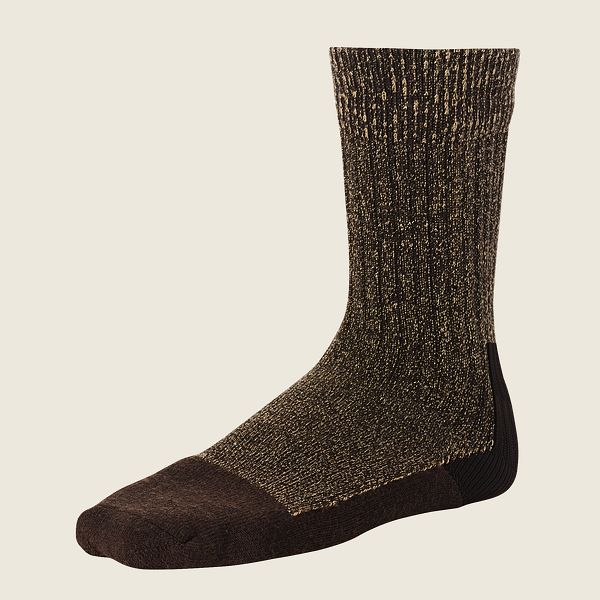 Deep Toe Capped Wool Sock Product image - view 1