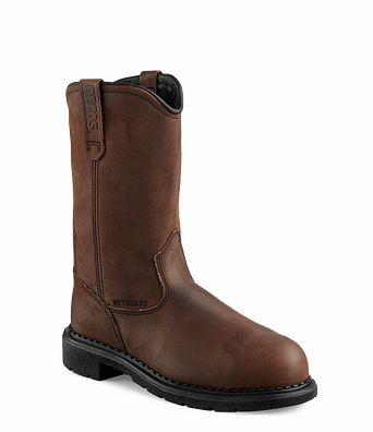 4436 - Mens 11-inch Pull-On Boot