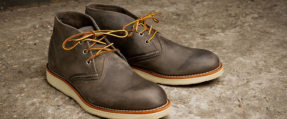 Mens Work Chukka Gallery Image 1