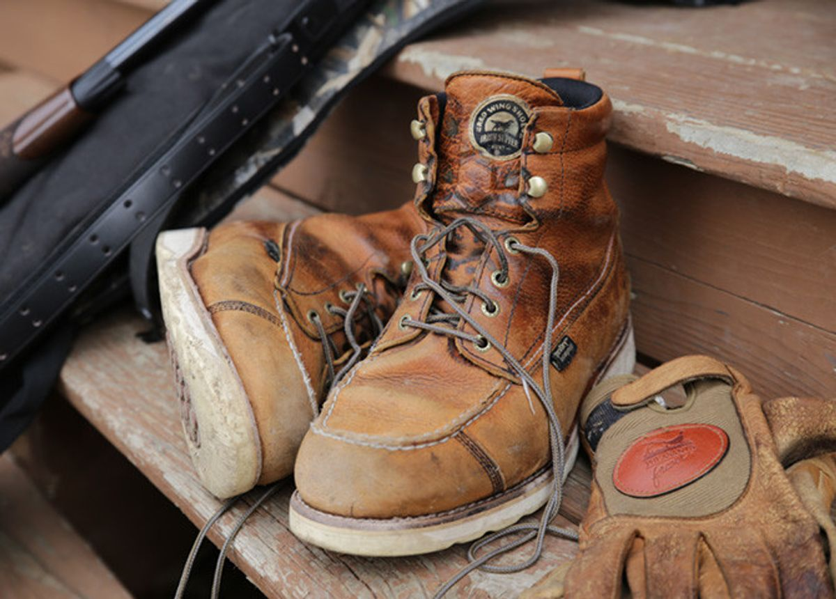 WINGSHOOTER<br/ >HUNTING BOOTS