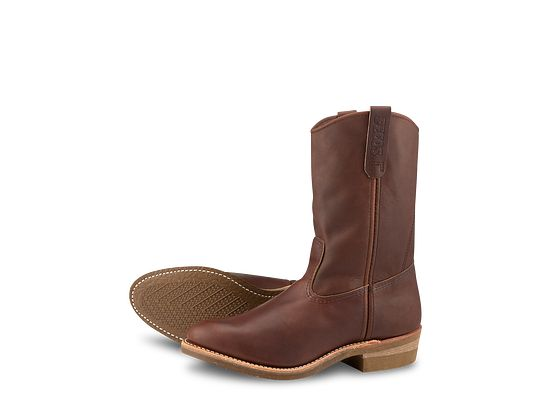 Men S 8159 9 Quot Pecos Boot Red Wing Heritage Europe