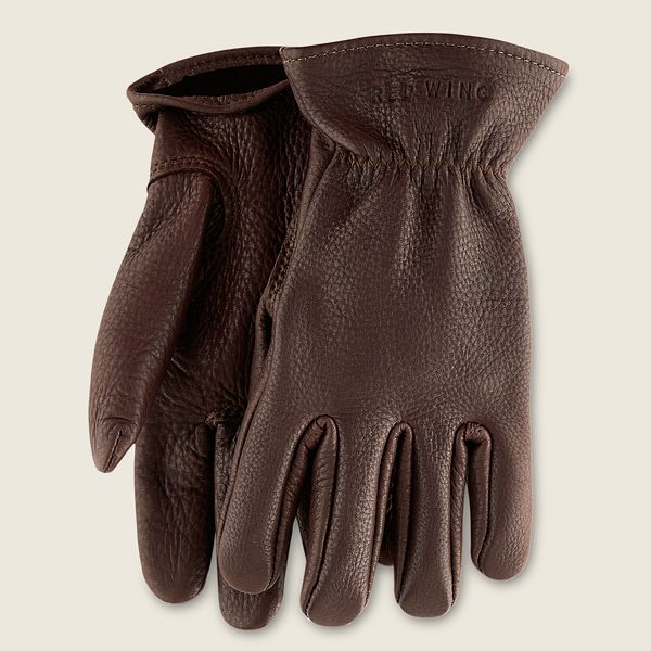 Unlined Buckskin Leather Glove Product image