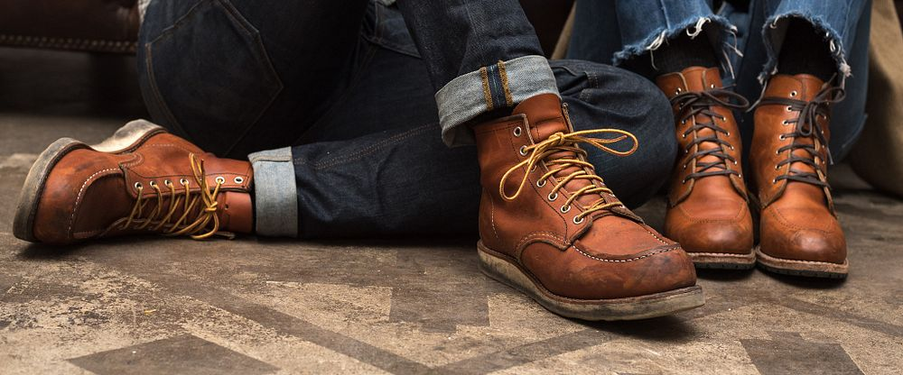 Mens Classic Moc Gallery Image 2