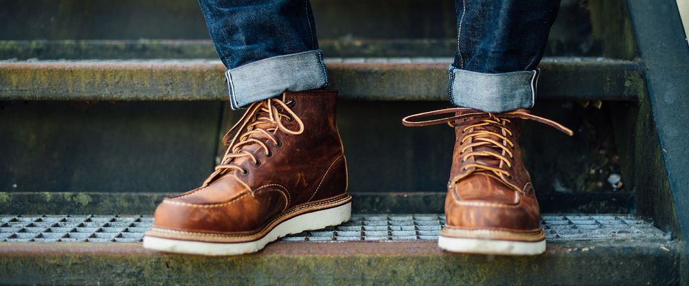 Mens Classic Moc Storm Welted Gallery Image 4