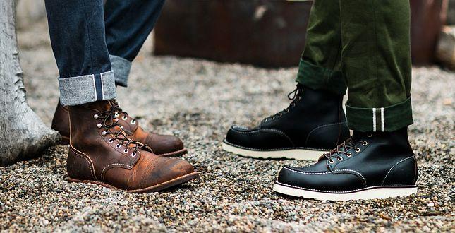 View Heritage Mens footwear