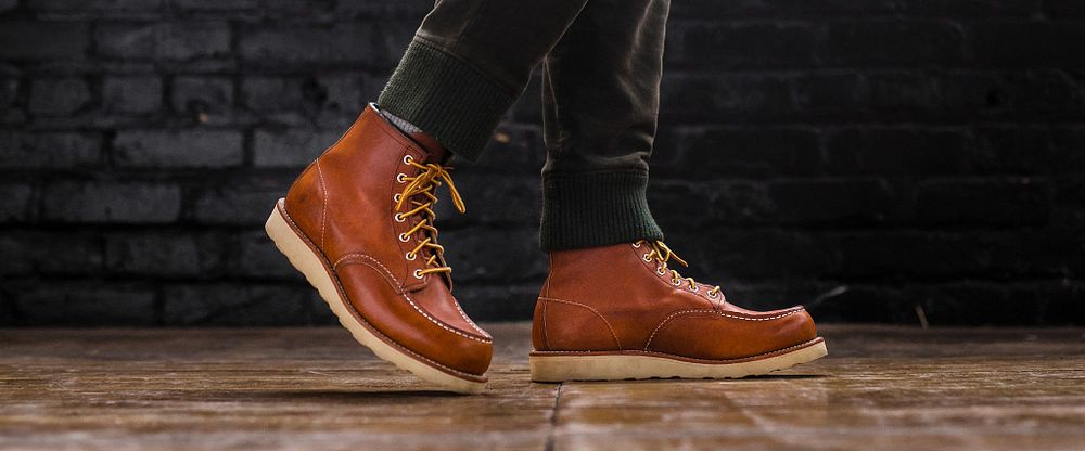 Mens Classic Moc Gallery Image 4