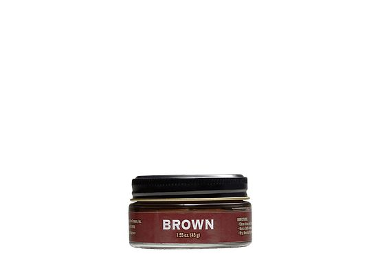 Brown Boot Cream product photo