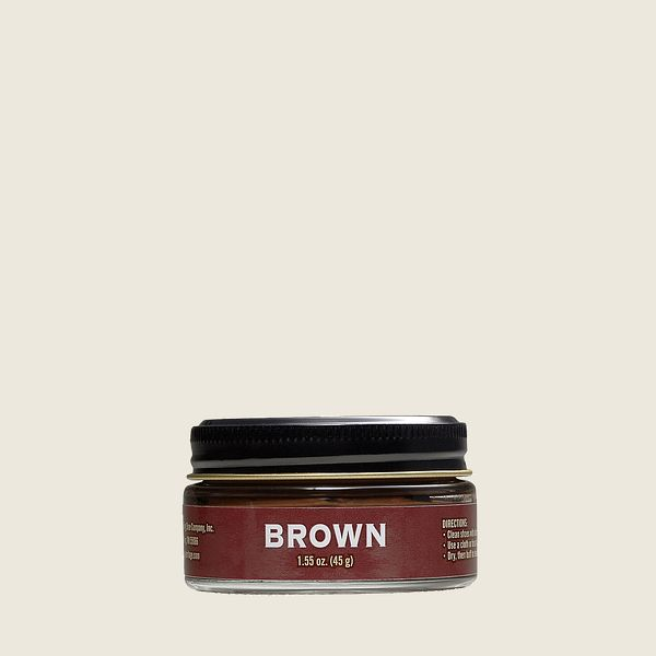 Brown Boot Cream