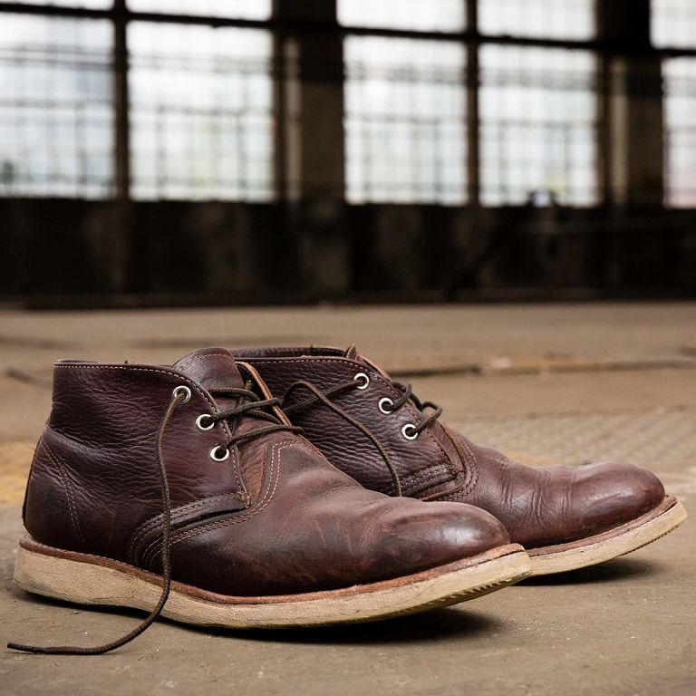 "<span class=""c-marketing-banner__content__eyebrow"">WORK CHUKKA</span><br/>CRAFTED<br />COMFORT"