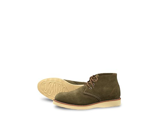 9e6e2c40d Men's 3152 Work Chukka Boot | Red Wing Heritage