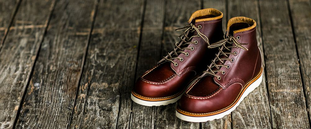 Fall Winter Mens 6 Inch Classic Moc Gallery 3