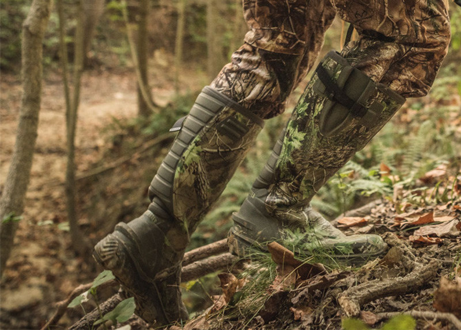 The Modern Deer Hunter's<br/ >Dream Boot.