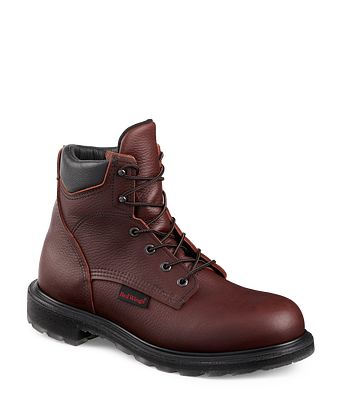 Employee Safety Boots \u0026 Shoes | Red
