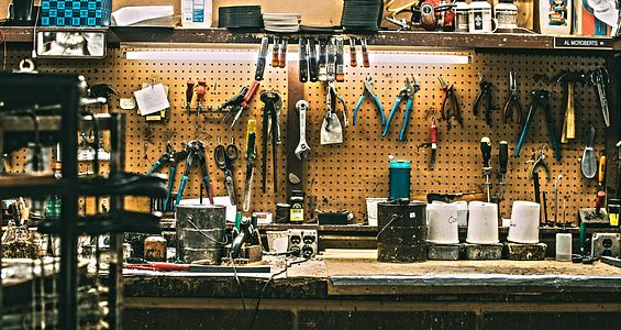 Red Wing Repair Shop