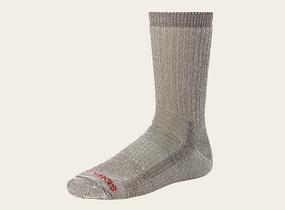 Khaki Merino Wool Sock product photo