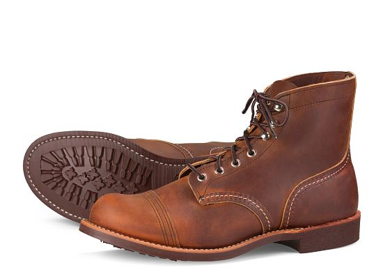 Men S 8085 Iron Ranger 6 Quot Boot Red Wing Heritage