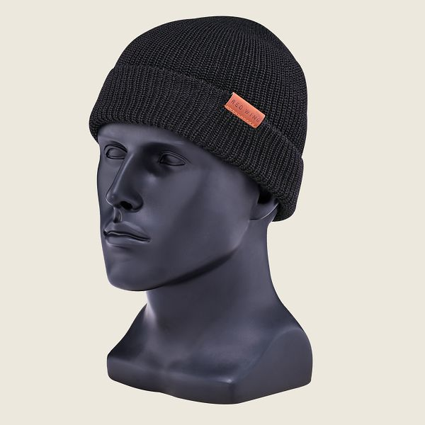 Merino Wool Knit Hat Product image - view 1