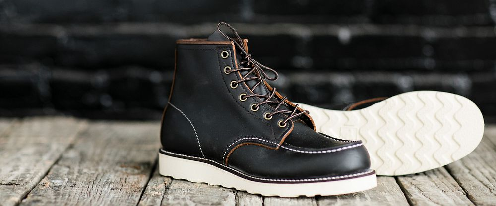 Fall Winter Mens 6 Inch Classic Moc Gallery 2