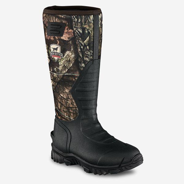 43f02f0f7c9ea Men s Rutmaster™ 2.0 Lite 17-inch Waterproof Camo Rubber Boot 4894 ...