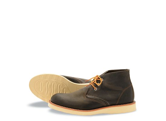 e34886490 Men's 3150 Work Chukka Boot | Red Wing Heritage Europe