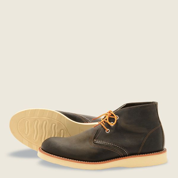 Work Chukka Product image - view 1