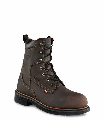 1242 - Mens 8-inch Boot