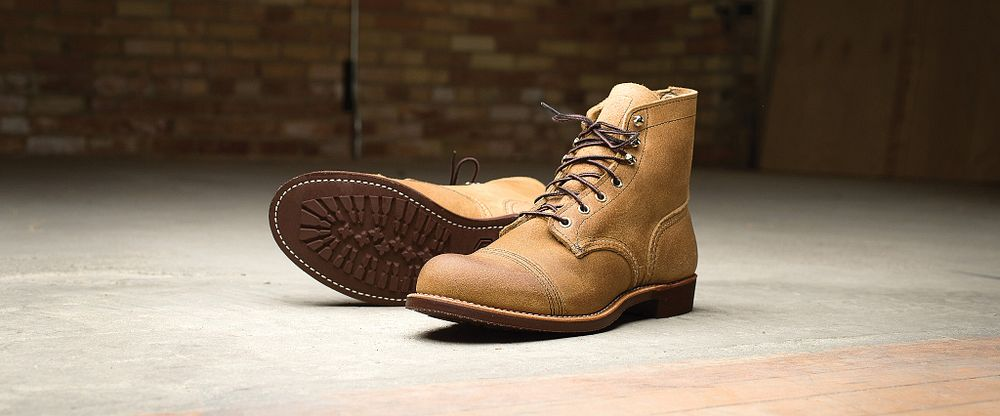 Men's Iron Ranger 6-Inch Boot in Dark Brown Leather 8111