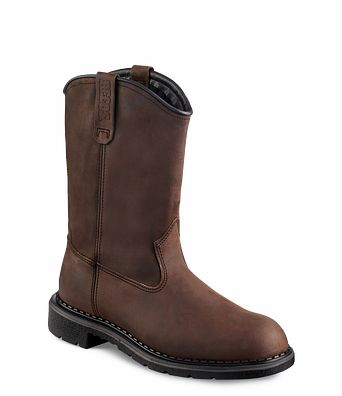 1171 - Mens 11-inch Pull-On Boot