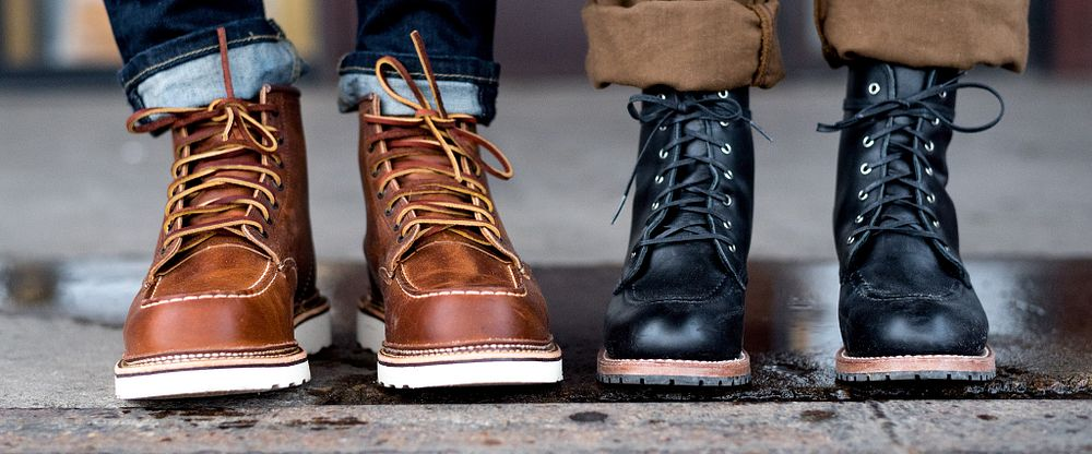 Mens Classic Moc Storm Welted Gallery Image 5