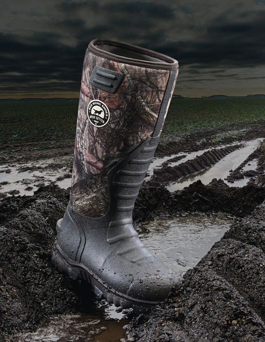 6bcd827ce22 Men's Rutmaster™ 2.0 Lite 17-inch Waterproof Rubber Boot 4897 ...