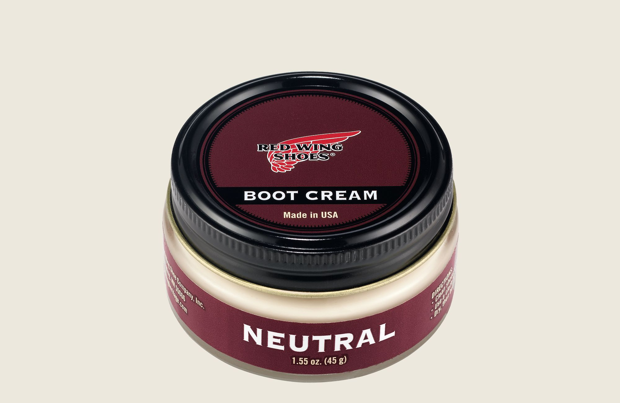 Neutral Boot Cream image number 0