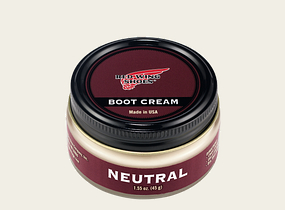 Neutral Boot Cream product photo