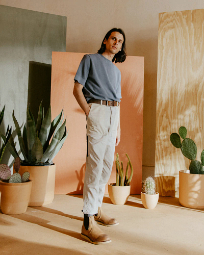 Spring/Summer Men's Collection Classic Chelsea