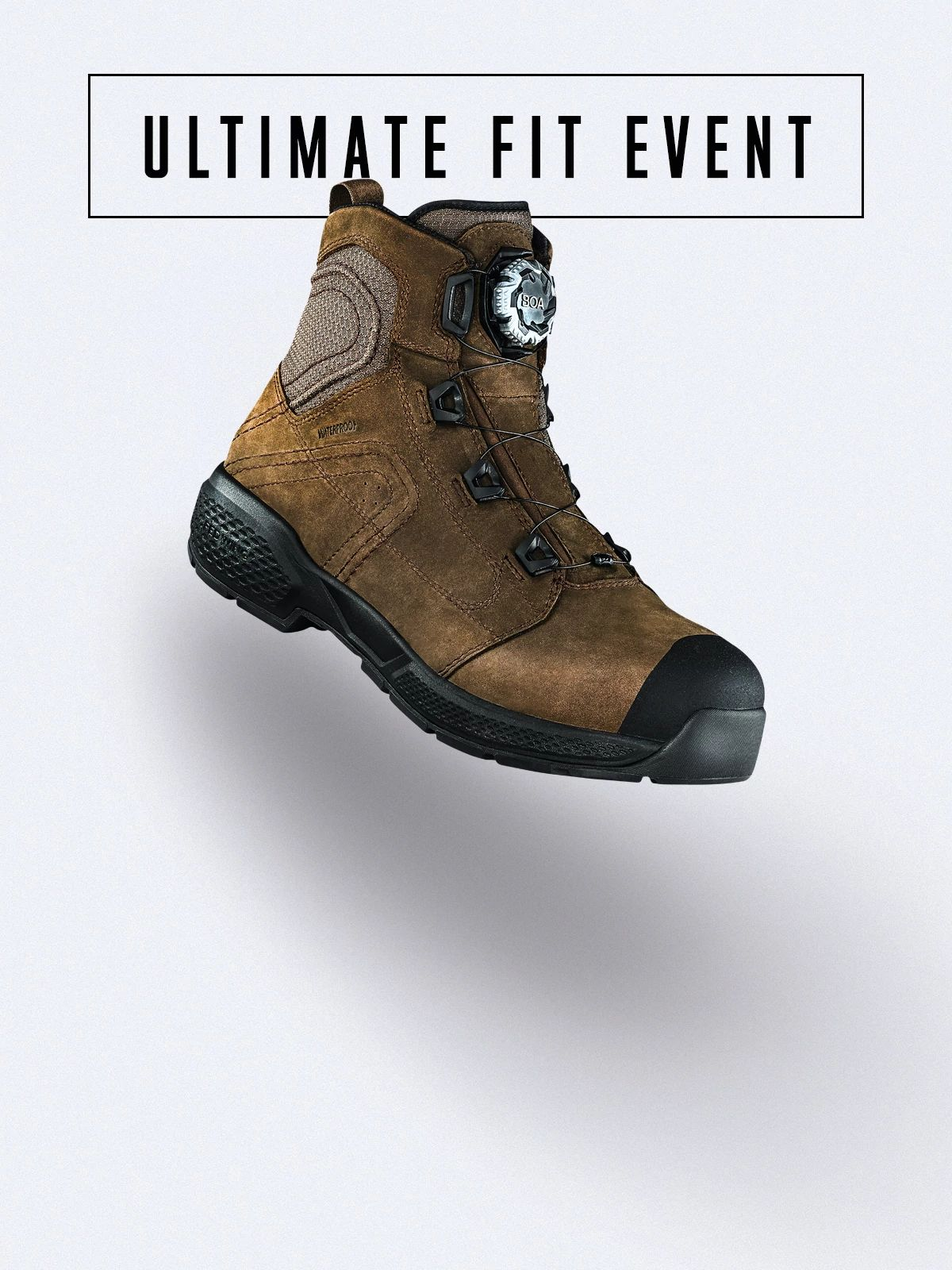 Red Wing Spring Ultimate Fit Event