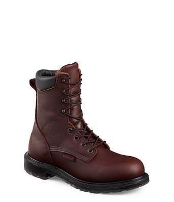 2408 - Mens 8-inch Boot