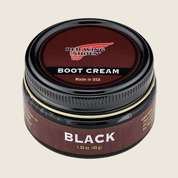 Black Boot Cream