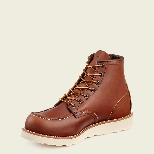 Men's 10875 Traction Tred 6 inch Boot | Red Wing Work Boots