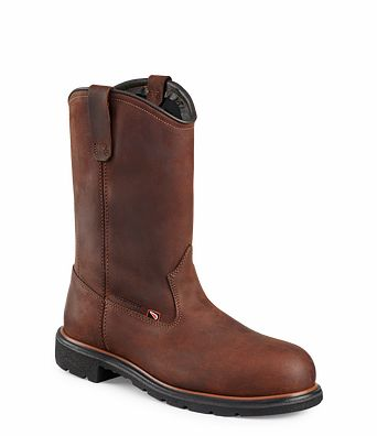 1172 - Mens 11-Inch Pull-On Boot