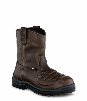 4487 - Mens 9-inch Pull-on Boot
