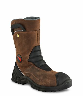 3221 - Mens 11-inch Pull-On Boot