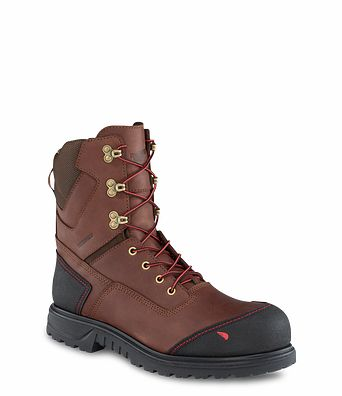 4454 - Mens 8-inch Boot