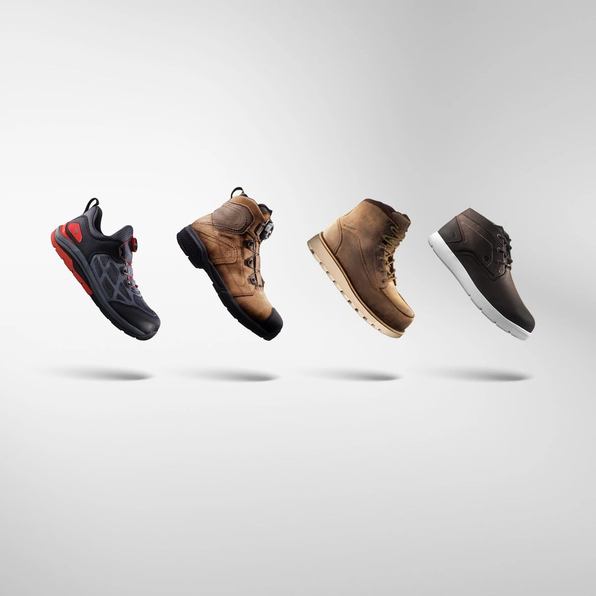 Red Wing. Lighter than ever.