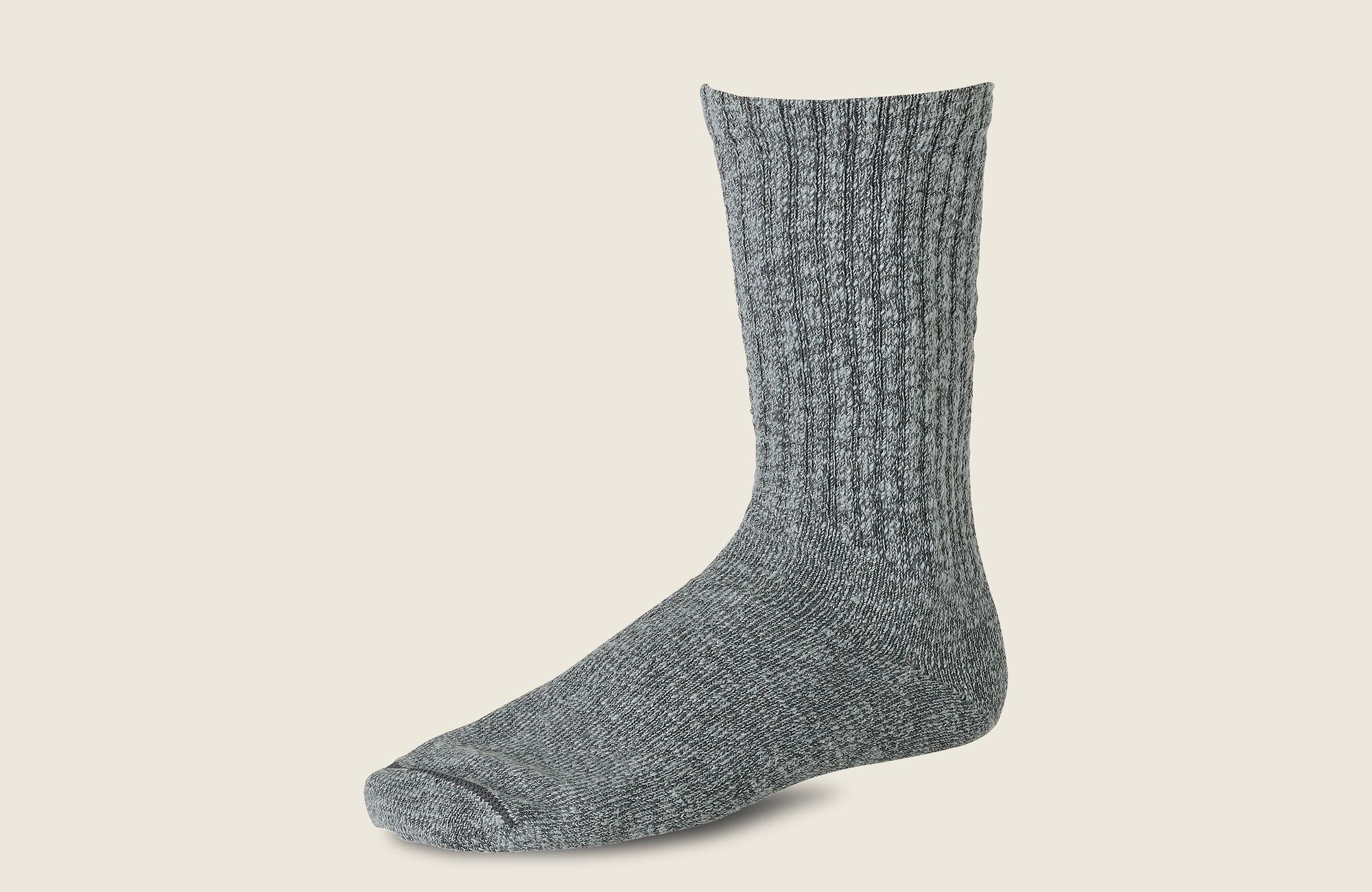 Cotton Ragg Over Dyed Tonal Sock image number 0