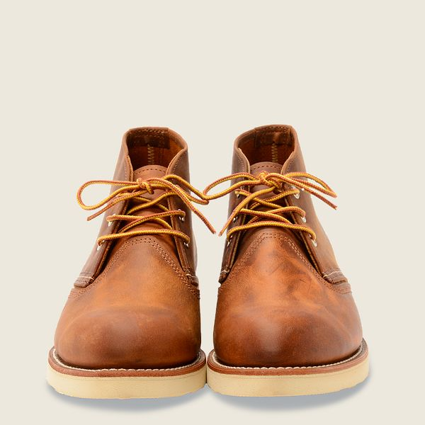 Work Chukka Product image - view 3