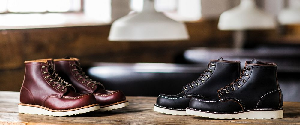 Fall Winter Mens 6 Inch Classic Moc Gallery 1