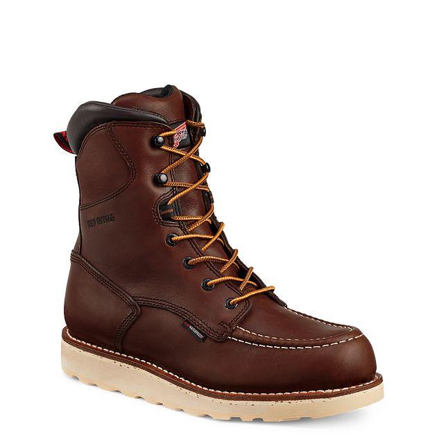 Men S 2418 Electrical Hazard Waterproof Non Metallic Toe