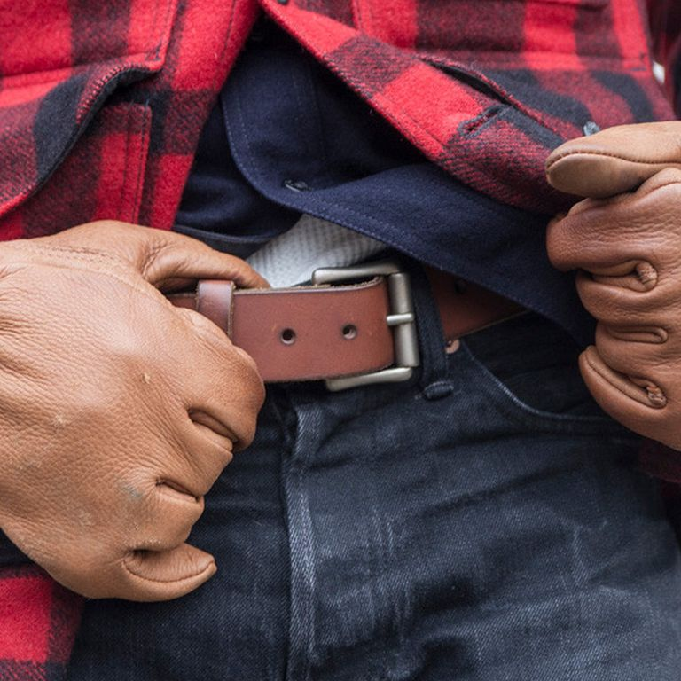 Red Wing Leather Belt Gallery Image 1