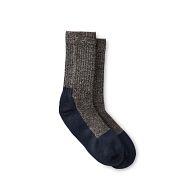 Deep Toe Capped Wool Sockimage number 0