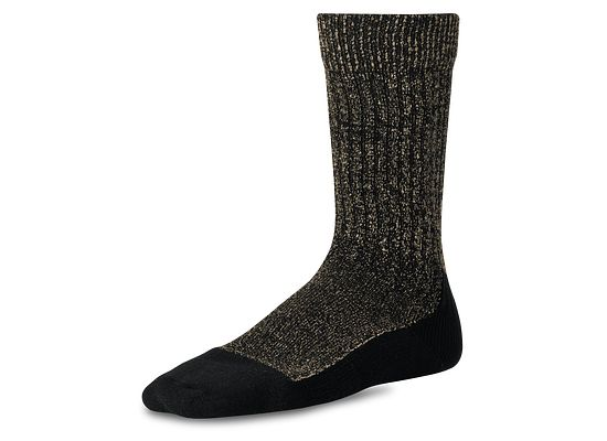 Deep Toe Capped Wool Sock product photo