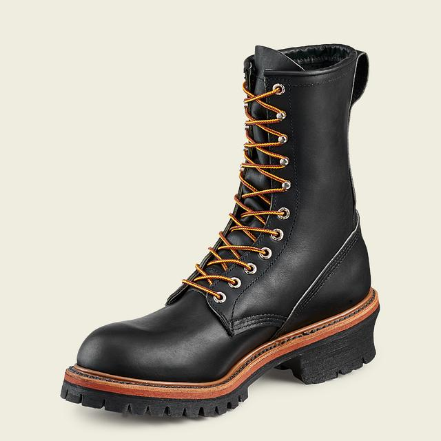 b6009150f4d Men's 218 LoggerMax 9-inch Logger Boot | Red Wing Work Boots